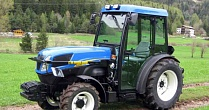 Трактор CASE New Holland T4040N