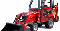 Curtis Industries LLC представил кабину для тракторов Massey Ferguson GC1700