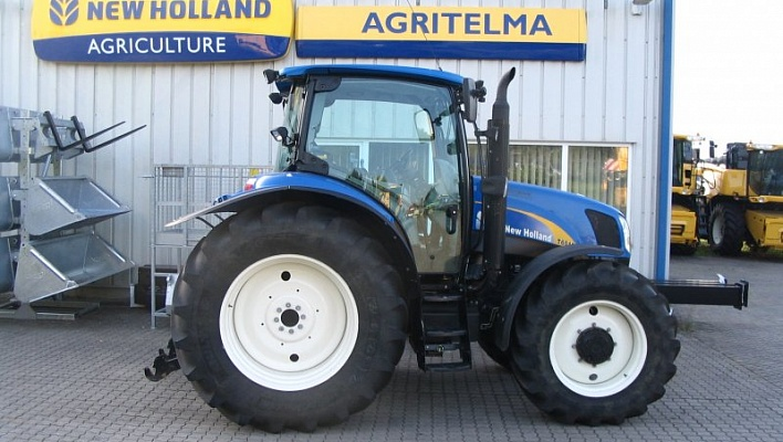 Трактор CASE New Holland T6010 Delta