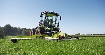 Трактор CLAAS XERION 3300 TRAC / TRAC VC