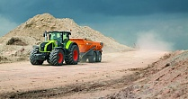 Трактор CLAAS AXION 940