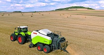 Трактор CLAAS AXION 850