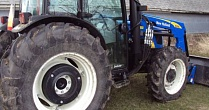 Трактор CASE New Holland T4040 Deluxe