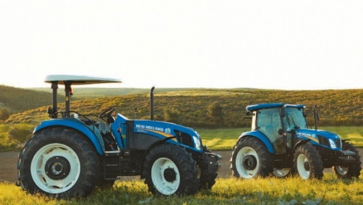 Трактор CASE New Holland TD5 80