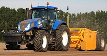 Трактор CASE New Holland T8 330