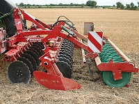 Kverneland выпустил новую борону Qualidisc Farmer