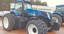 Трактор CASE New Holland T8 300