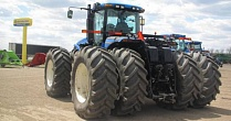 Трактор CASE New Holland T9 560