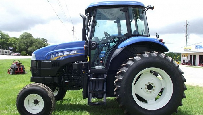 Трактор CASE New Holland TS6 110