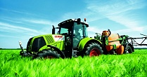 Трактор CLAAS AXION 810