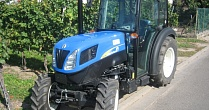 Трактор CASE New Holland T4030N