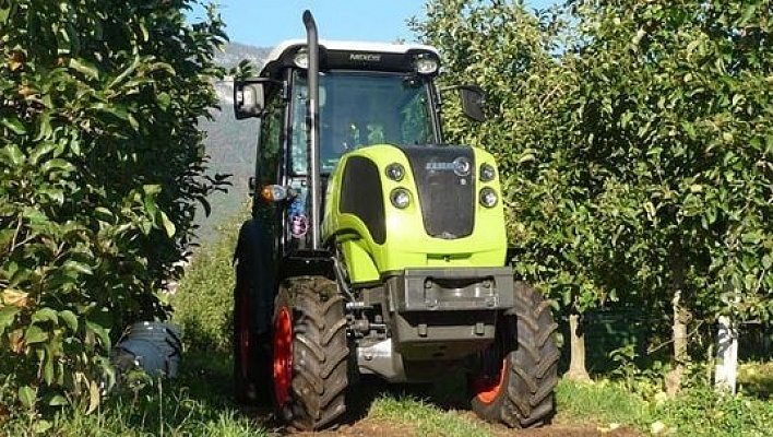 Трактор NEXOS 210 VE CLAAS