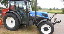 Трактор CASE New Holland T4040F