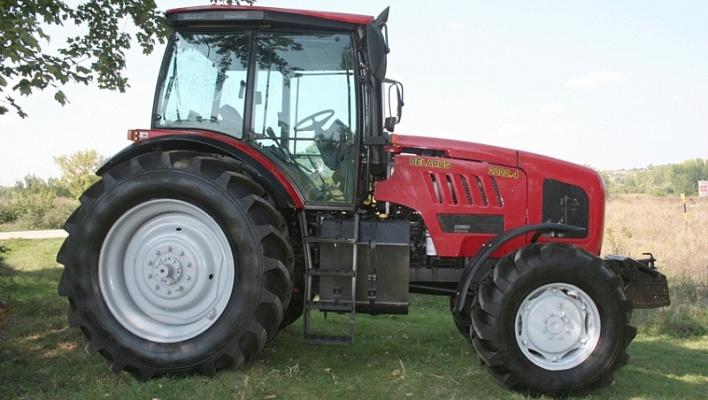 Трактора Беларус МТЗ 2022 от официального дилера в России