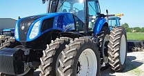 Трактор CASE New Holland T8 390
