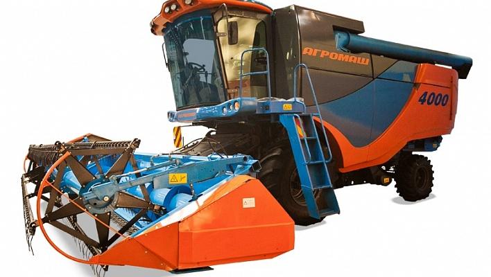 Трактор Агромаш тк-50 - Агромаш, 2011 - Тракторы и.