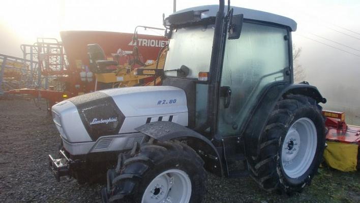 lamborghini трактор фото описание