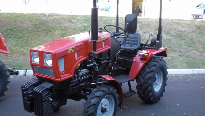 США: Минский тракторный завод